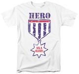Hero aka Grandpa T-shirts