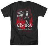 Elvira - I Won't Bite, HARD! T-Shirt