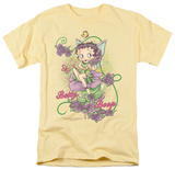 Betty Boop - Flower Vine Fairy T-Shirt