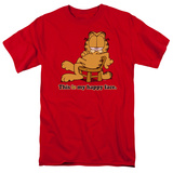 Garfield - Happy Face T-Shirt