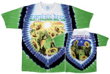 Grateful Dead - Sunflower Terrapin T-shirts