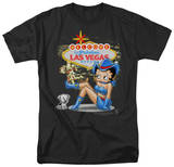 Betty Boop - Welcome Las Vegas Shirt