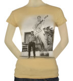 Juniors: Elvis - Larger Than Life Shirt