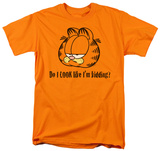 Garfield - Do I Look Like I'm Kidding T-shirts