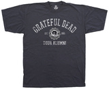 Grateful Dead - GD Tour Alumni Bluser