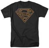 Superman - Aztec Shield T-shirts