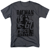 Batman - Caped Crusader T-Shirt
