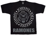 The Ramones - Hey Ho! Lets Go T-shirts