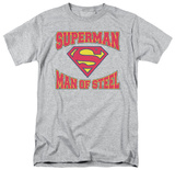Superman - Man of Steel Jersey Shirts