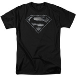 Superman - Barbed Wire T-Shirt
