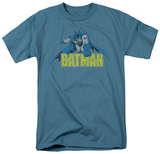 Batman - Retro Batman Distressed T-shirts