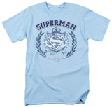 Superman - Collegiate Crest T-Shirt