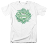Superman - Ornate Shield T-Shirt