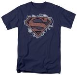 Superman - Storm Cloud Supes Shirt