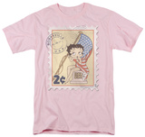 Betty Boop - Vintage Stamp T-shirts
