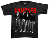 The Ramones - Ramones Debut Album Shirts