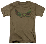 Batman - Camo Knight T-shirts