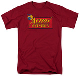 Superman - Action Comics Logo Camiseta