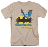 Batman - Caped Crusader Retro T-Shirt