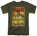 Elvis - G.I. Blues Poster T-Shirt