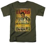 Elvis - G.I. Blues Poster Shirts