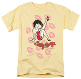 Betty Boop - Kisses T-shirts