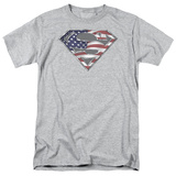 Superman - All American Shield T Shirts