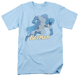 Batman - Running Retro T-shirts