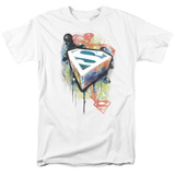 Superman - Urban Shields T-Shirt