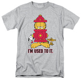 Garfield - I'm Used To It Shirts