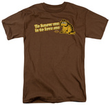 Garfield - To Know Me is to Love Me T-Shirt