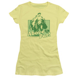 Juniors: I Love Lucy - Above Par T-Shirt
