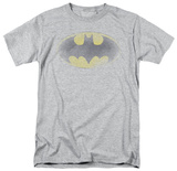 Batman - Faded Logo T-Shirt