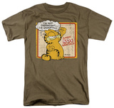 Garfield - Undertall Shirt