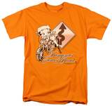 Betty Boop - Dangerous Curves T-Shirt