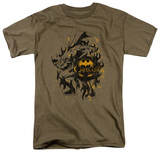 Batman - Be Afraid T-Shirt