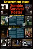 Zombie Plakáty