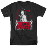 Bettie Page - Bettie's Scary Hot T-Shirt