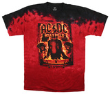 AC/DC - Burning Bells T-shirts
