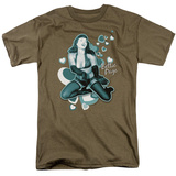 Bettie Page - Come Back T-shirts