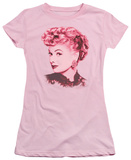 Juniors: I Love Lucy - Beautiful T-Shirt
