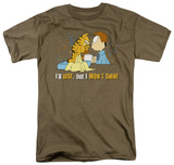 Garfield - I'll Rise Shirts