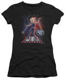 Juniors: Betty Boop - Pop Star Shirts
