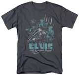 Elvis - 68 Leather T-Shirt