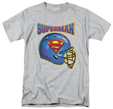 Superman - Superman Helmet T-Shirt