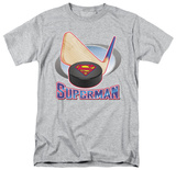Superman - Hockey Stick T-Shirt