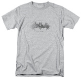 Batman - Burned & Splattered Shirt