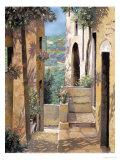 Villa Tuscana Posters by Guido Borelli
