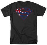 Superman - Austrailian Shield T-shirts