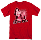 Bettie Page - Pin-Up Queen T-Shirt